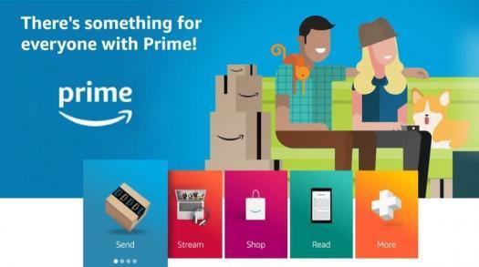 Amazon Prime: One simple membership, many benefits.